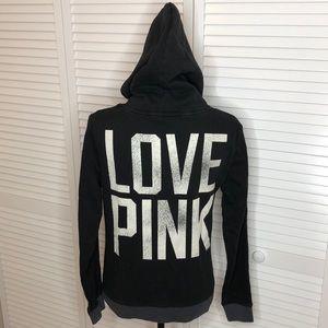 VS PINK Love Pink University of Missouri Hoodie S